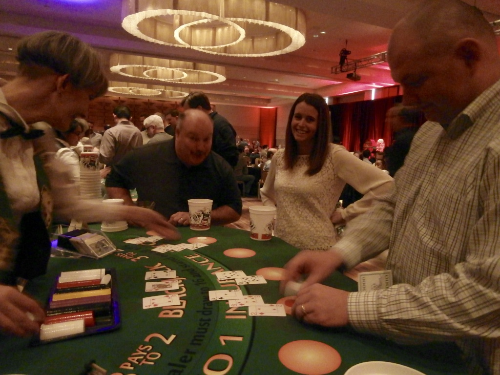 casino night charlotte nc