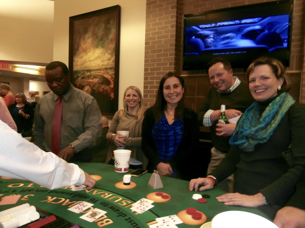 charlotte christmas party