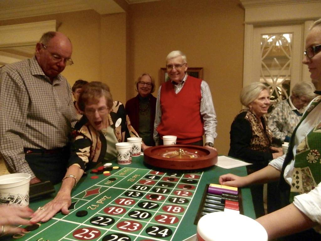 sorority casino party