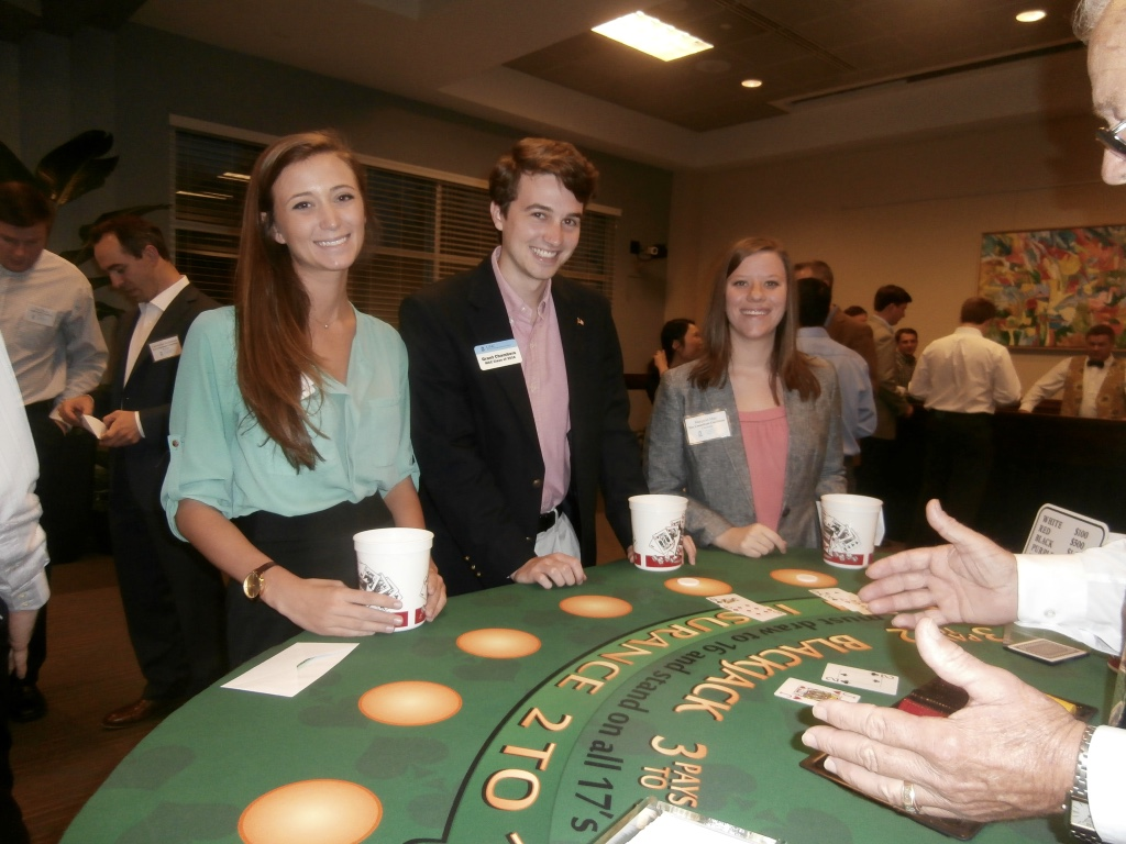 sorority casino parties