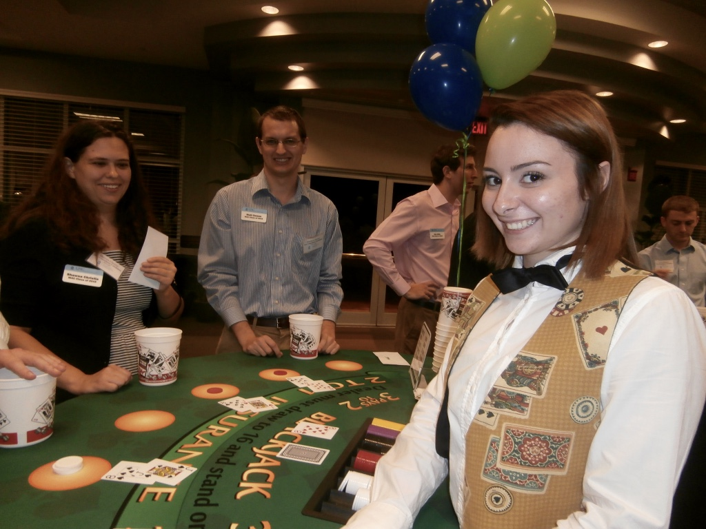 casino night fundraiser north carolina