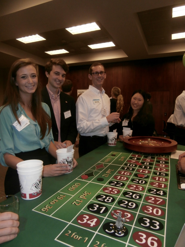 casino night fundraiser nc