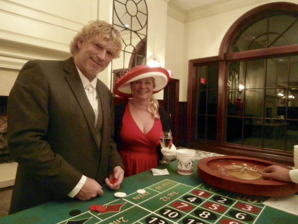 fundraiser casino party