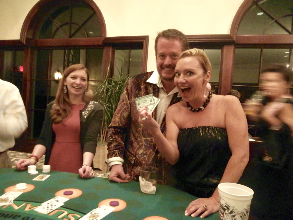 casino night party idea