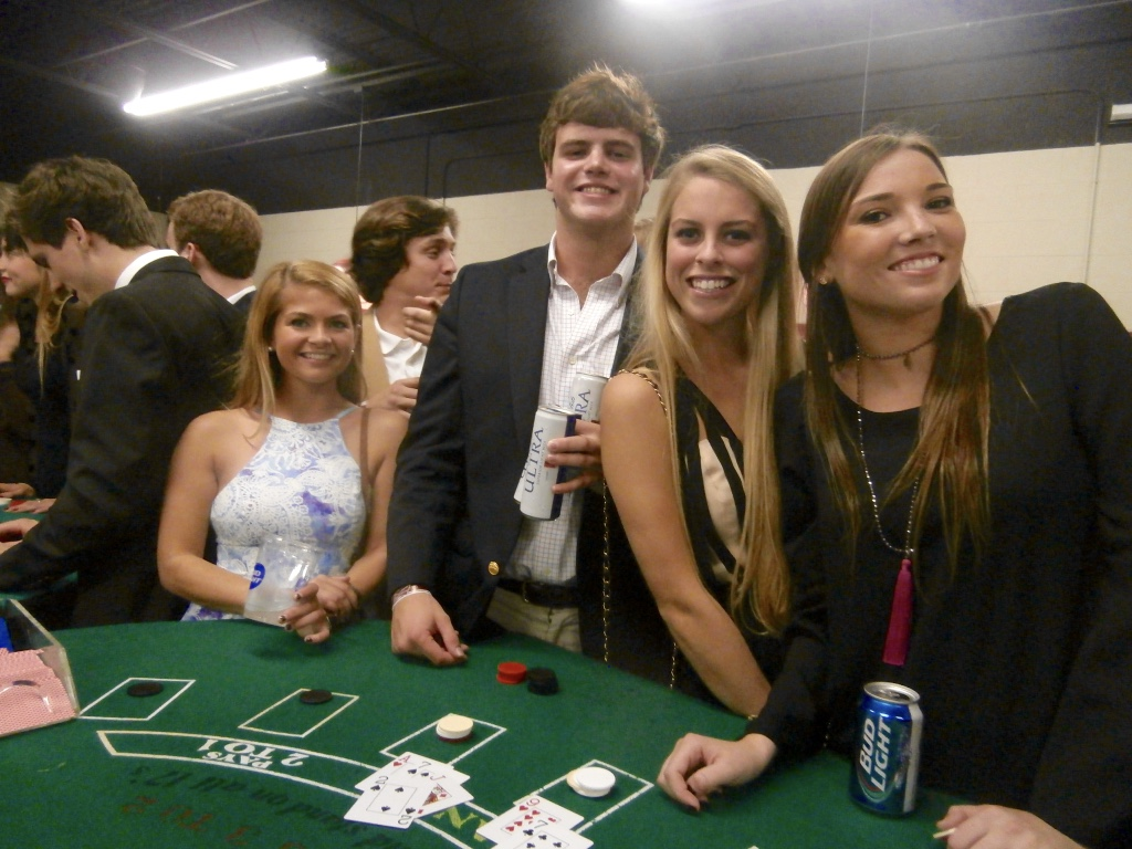 fun casino party charlotte