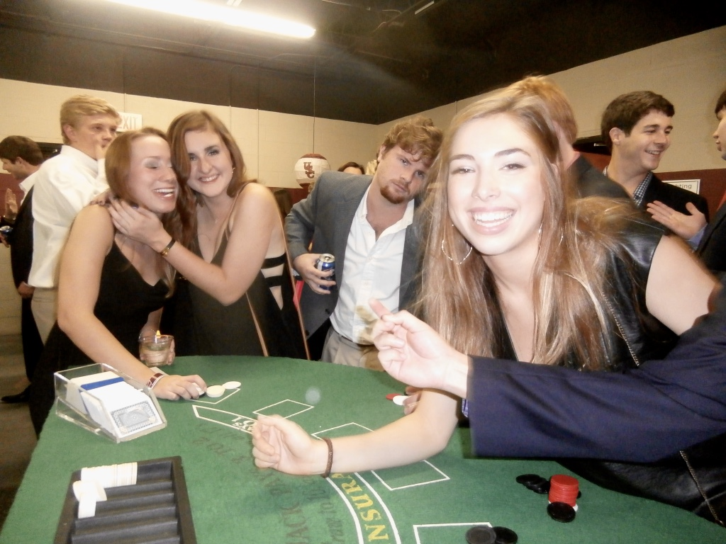 fun casino party