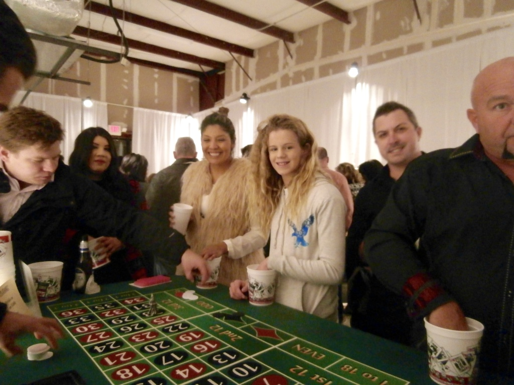 casino party at home