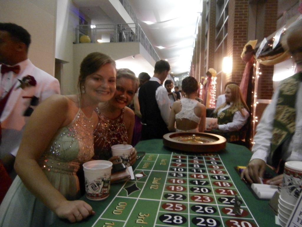 fun casino nights charlotte