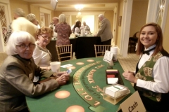 fraternity casino parties