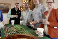 holiday casino party