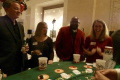 planning a casino party