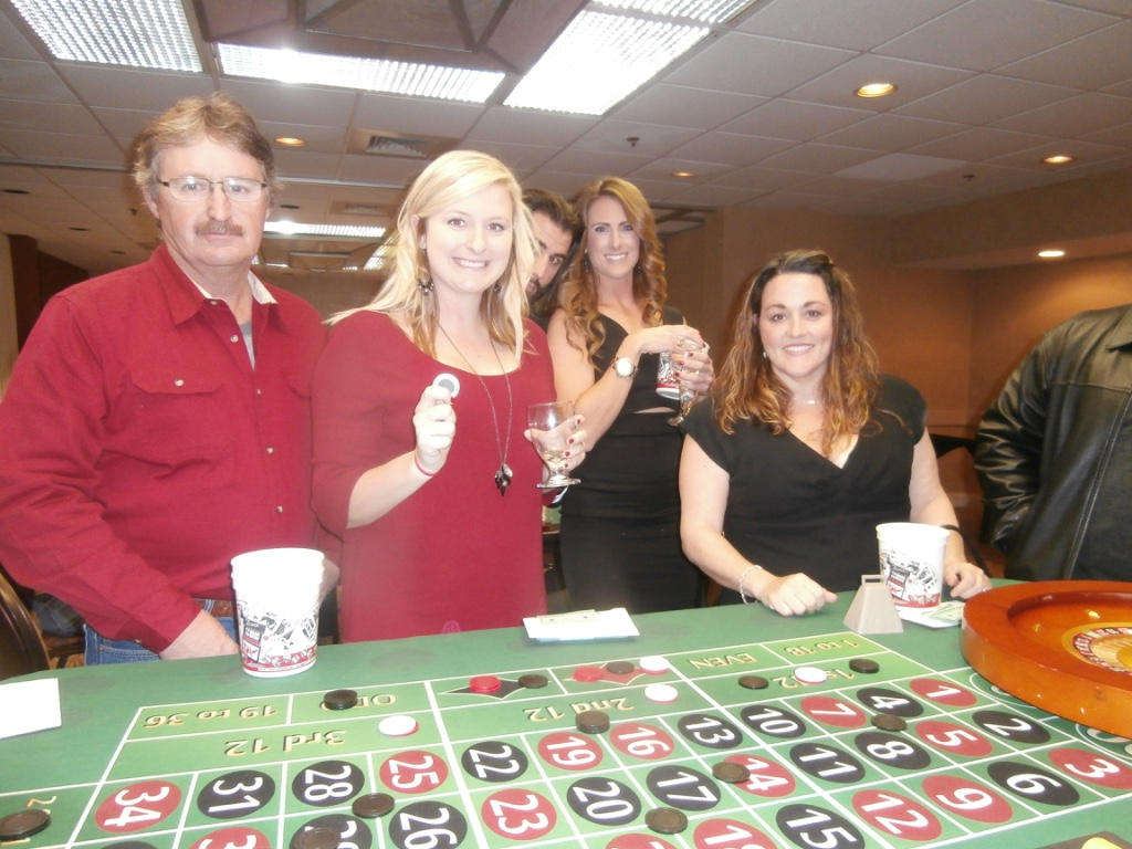 casino parties North Carolina